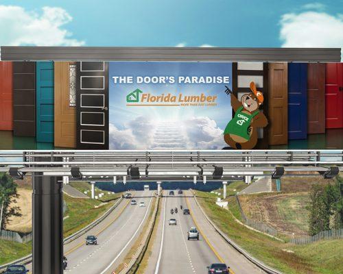 Florida Lumber Billboard3